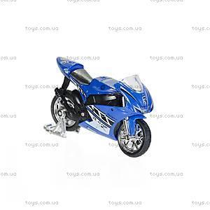 Сборная модель «Спортивный мотоцикл», 10784-2588E, купить