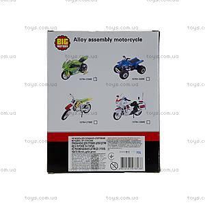 Сборная модель «Спортивный мотоцикл», 10784-2588E, отзывы