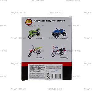 Модель для сборки «Спортивный мотоцикл», 10784-2788E, купить