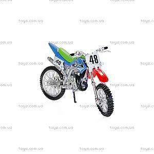 Модель для сборки «Спортивный мотоцикл», 10784-2788E, фото