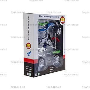Модель для сборки «Спортивный мотоцикл», 10784-2788E, отзывы