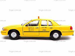 Модель Ford Crown Victoria, 22082TX-W, игрушки