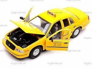 Модель Ford Crown Victoria, 22082TX-W, детские игрушки