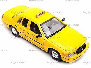 Модель Ford Crown Victoria, 22082TX-W, магазин игрушек