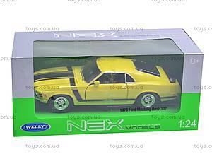 Модель Ford Mustang Boss , 22088W, фото