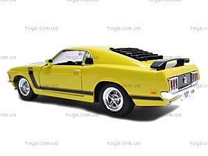 Модель Ford Mustang Boss , 22088W, отзывы