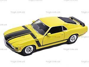 Модель Ford Mustang Boss , 22088W