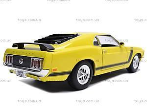 Модель Ford Mustang Boss , 22088W, цена