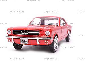 Модель Ford Mustang Coupe, масштаб 1:24, 22451W
