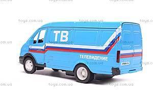 Модель GAZ 2705, 42387CTB-W, купить