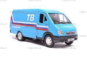 Модель GAZ 2705, 42387CTB-W