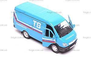 Модель GAZ 2705, 42387CTB-W, фото