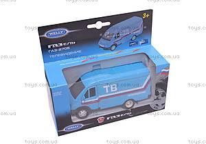 Модель GAZ 2705, 42387CTB-W, отзывы