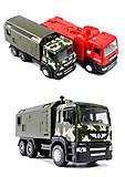 Коллекционная модель грузовика, 5012A, фото
