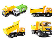 Металлическая модель грузовика, 5012B