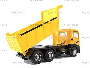 Металлическая модель грузовика, 5012B, фото