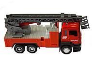 Модель грузовик Кран, 5012A