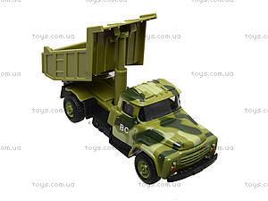 Модель грузовика PLAY SMART «Автопарк», 6517-B-C-D, купить
