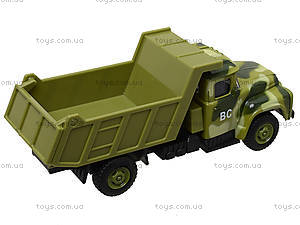 Модель грузовика PLAY SMART «Автопарк», 6517-B-C-D, цена
