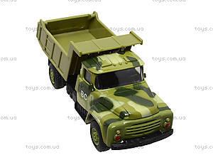 Модель грузовика PLAY SMART «Автопарк», 6517-B-C-D, игрушки