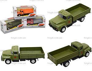 Инерционная модель грузовика PLAY SMART, 6518-A-C-D