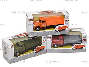 Инерционная модель грузовика PLAY SMART, 6518-A-C-D, детские игрушки