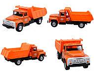 Модель инерционного грузовика, 6559, отзывы