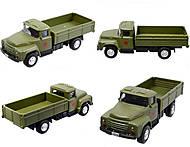 Инерционный грузовик «PLAY SMART», 6560, отзывы