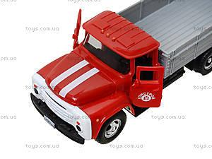 Металлическая модель грузовика «Автопарк», 9709C, купить