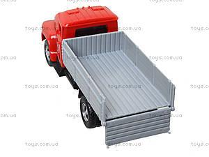 Металлическая модель грузовика «Автопарк», 9709C, фото