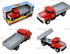 Металлическая модель грузовика «Автопарк», 9709C