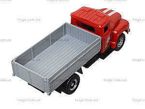 Металлическая модель грузовика «Автопарк», 9709C, игрушки
