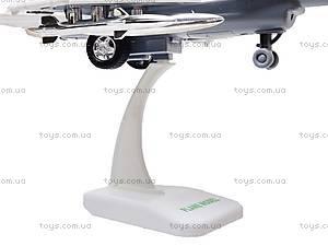Модель истребителя на подставке, 504-4/5, фото