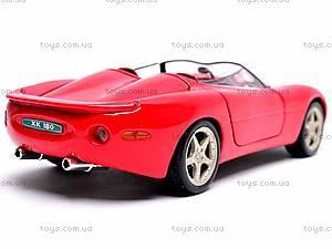 Модель Jaguar XK180 , 22072W, отзывы