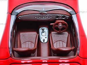 Модель Jaguar XK180 , 22072W, игрушки