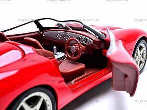 Модель Jaguar XK180 , 22072W, детские игрушки