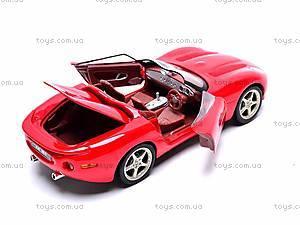 Модель Jaguar XK180 , 22072W, магазин игрушек