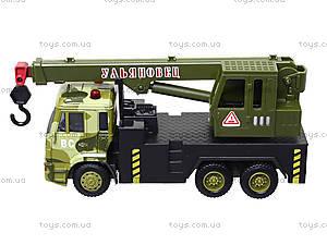 Игрушечная машинка «Камаз», 6510ABCD, детские игрушки