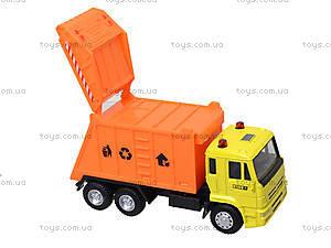 Игрушечная машинка «Мусоровоз», 6512ABCD, детские игрушки