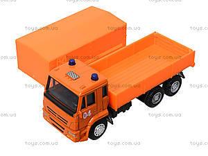 Игровая модель «КАМАЗа» с подъемным кузовом, 6513C, цена