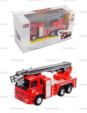 Игрушечная машинка «Пожарная служба», 6514AB