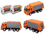 Детский игрушечный мусоровоз, 6515ABCD
