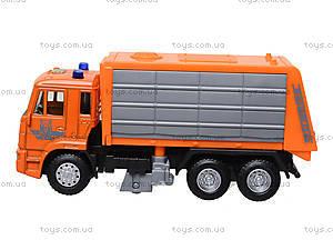 Детский игрушечный мусоровоз, 6515ABCD, игрушки