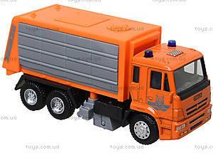 Детский игрушечный мусоровоз, 6515ABCD, детские игрушки