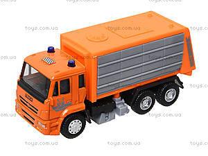 Детский игрушечный мусоровоз, 6515ABCD, toys.com.ua