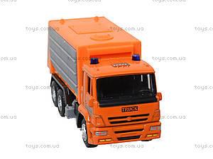 Детский игрушечный мусоровоз, 6515ABCD, фото