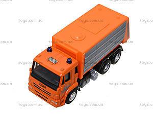Детский игрушечный мусоровоз, 6515ABCD, отзывы