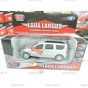 Модель Lada Largus, SB-13-13-1