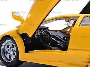 Модель Lamborghini Diablo , 29374W, детские игрушки