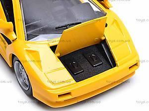 Модель Lamborghini Diablo , 29374W, магазин игрушек